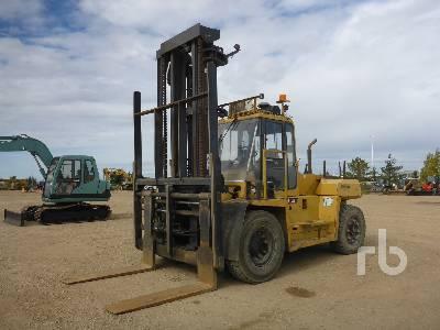 2006 CATERPILLAR DP150 4x4 Rough Terrain Forklift