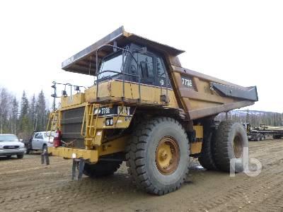 2004 CATERPILLAR 773E Rock Truck