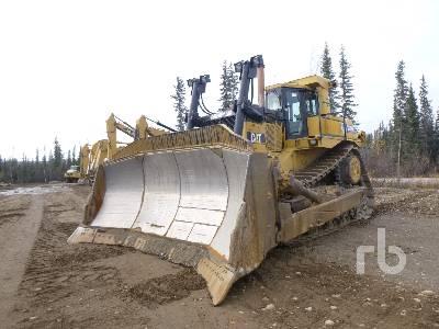 2001 CATERPILLAR D10R Crawler Tractor