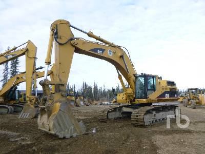 2004 CATERPILLAR 365BL Series II VG Hydraulic Excavator