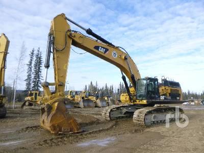 2012 CATERPILLAR 374DL VG Hydraulic Excavator