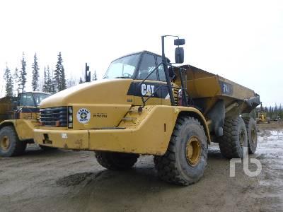 2008 CATERPILLAR 740 6x6 Articulated Dump Truck