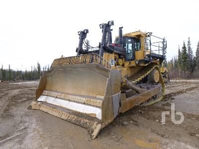 2002 CATERPILLAR D10R Crawler Tractor