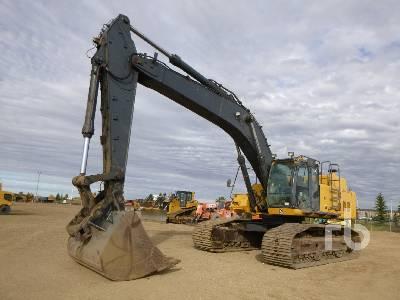 2006 JOHN DEERE 450D LC VG Hydraulic Excavator