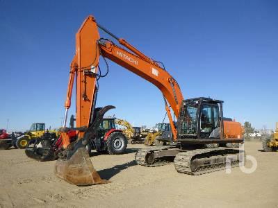 2013 HITACHI ZX250LC-5N Hydraulic Excavator