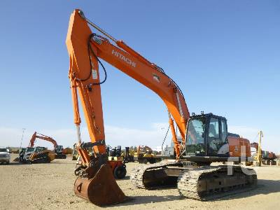 2012 HITACHI ZX290LC-5N Hydraulic Excavator