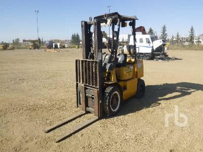 2000 CATERPILLAR GP30K Forklift