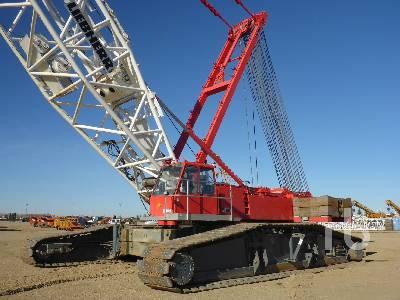 2006 LIEBHERR LR1450-K 450 Ton Crawler Crane