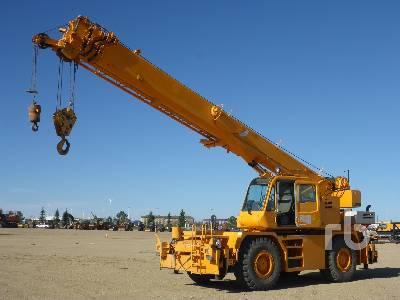 2012 TADANO GR350XL-2 35 Ton 4x4x4 Rough Terrain Crane