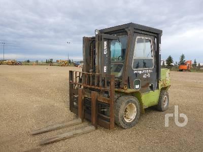 CLARK GPX55E Forklift