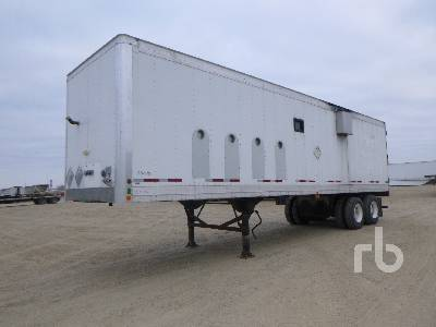 2017 DBBG 1000 36 Ft T/A Enclosed Boiler Steamer Miscellaneous Trailer - Other