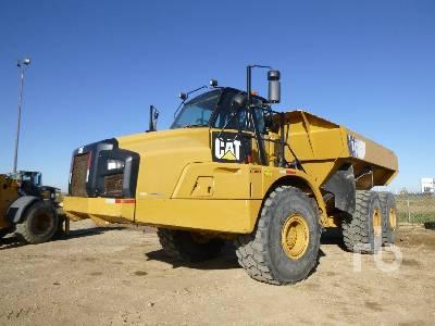 2014 CATERPILLAR 740B Articulated Dump Truck