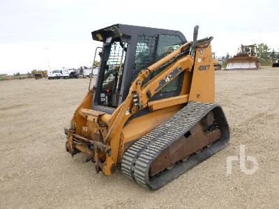 2006 CASE 450CT Compact Track Loader