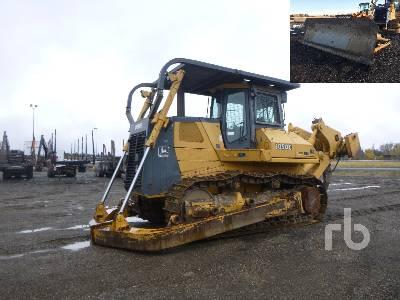2001 JOHN DEERE 1050C Crawler Tractor