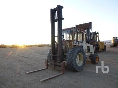 1997 INGERSOLL-RAND RT-708G Rough Terrain Forklift