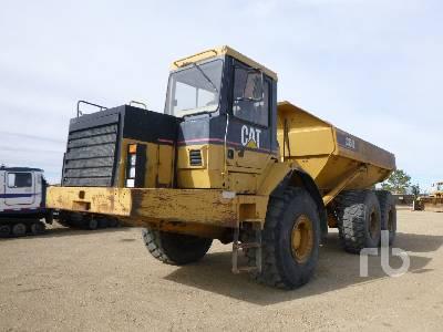 1997 CATERPILLAR D350E 6x6 Articulated Dump Truck
