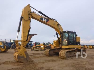 2013 CATERPILLAR 328DLCR Hydraulic Excavator