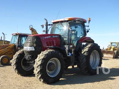 2015 CASE IH PUMA 150 MFWD Tractor
