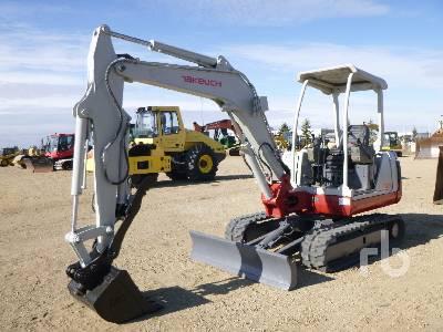 2005 TAKEUCHI TB135 Mini Excavator (1 - 4.9 Tons)
