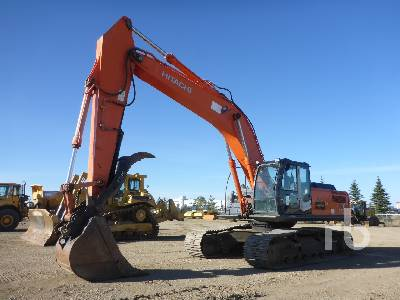 2010 HITACHI ZX350LC-3 Hydraulic Excavator