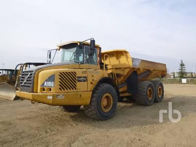 2003 VOLVO A30D 6x6 Articulated Dump Truck