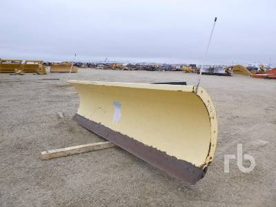 SNOW WOLF 144 In. Snow Plow Wheel Loader Attachment - Other