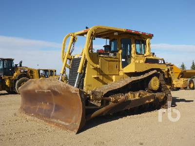 1991 CATERPILLAR D8N Crawler Tractor