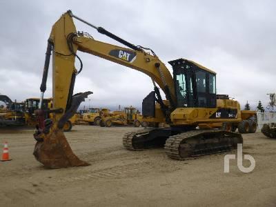 2007 CATERPILLAR 324D FM Hydraulic Excavator