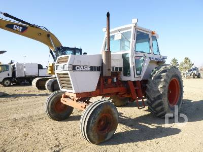1983 J. I. CASE 2090 2WD Tractor