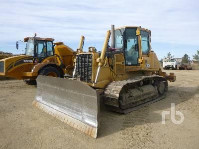 2003 JOHN DEERE 850C LT Crawler Tractor