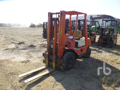 TOYOTA 40-2FG25 Forklift