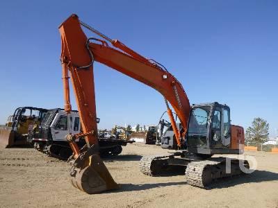 2010 HITACHI ZX225USR-3 Hydraulic Excavator