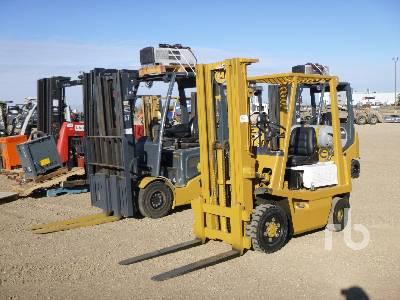 TOYOTA 62-4FGC20 Forklift