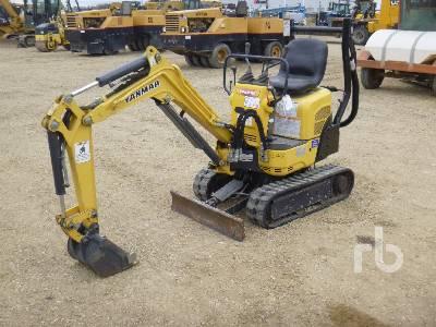 2012 YANMAR SV08-1A Mini Excavator (1 - 4.9 Tons)