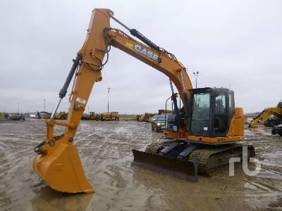2015 CASE CX145C Hydraulic Excavator