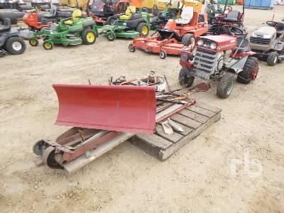 MASSEY FERGUSON 12 HP Utility Tractor