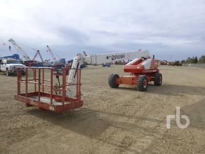 2011 SNORKEL T65RT Boom Lift
