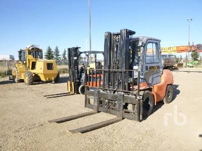 2007 TOYOTA 7FGU35 Forklift