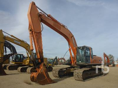 2004 HITACHI ZX270LC Hydraulic Excavator
