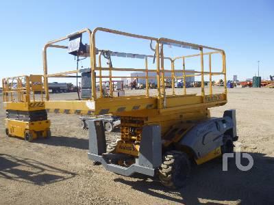 HAULOTTE 3368RT 33 Ft 4x4 Scissorlift