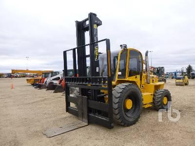2004 SELLICK S120 4x4 Rough Terrain Forklift