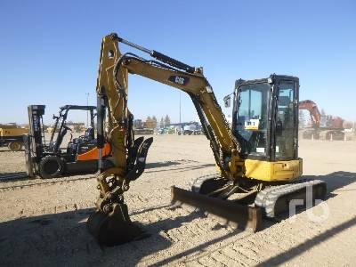 2017 CATERPILLAR 304E2CR Mini Excavator (1 - 4.9 Tons)