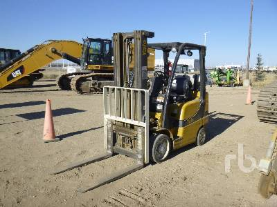 2007 YALE GLC060VXNVSE088 Forklift