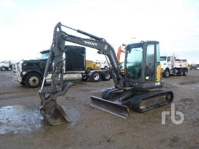 2010 VOLVO ECR48C Mini Excavator (1 - 4.9 Tons)