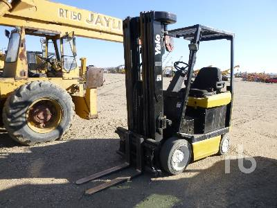 YALE ECRC040 Electric Forklift
