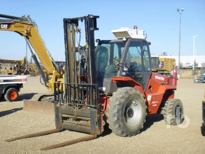 2013 MANITOU M50-4T 4x4 Rough Terrain Forklift