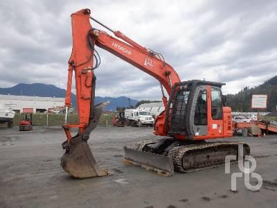 2006 HITACHI ZX135US Hydraulic Excavator