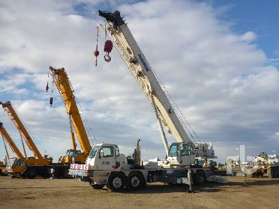 2008 TEREX T775 75 Ton T/A T/A Hydraulic Truck Crane