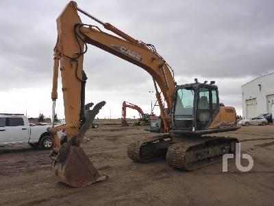 2007 CASE CX160B Hydraulic Excavator
