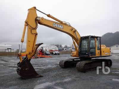 2006 JOHN DEERE 200C LC Hydraulic Excavator